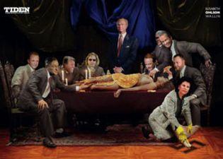 La casa real sueca indignada con un fotomontaje sat rico - La casa sueca ...