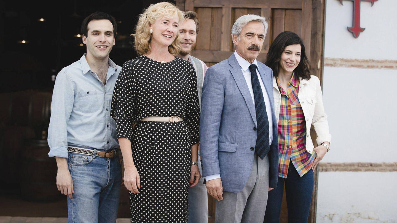 La familia Alcántara. (RTVE)