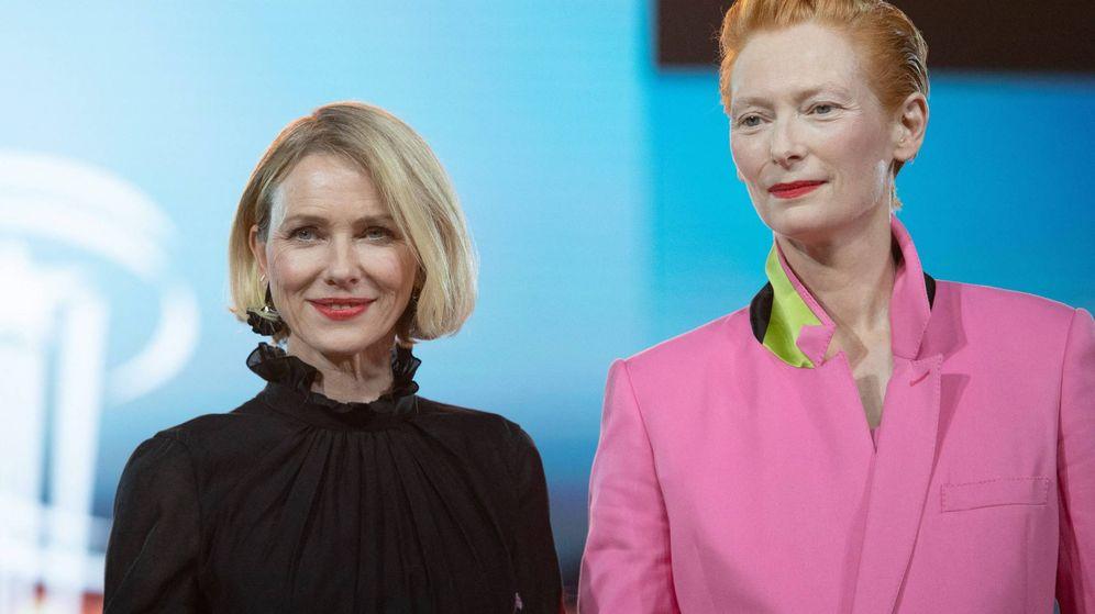 Foto: Naomi Watts y Tilda Swinton. (Cordon Press)