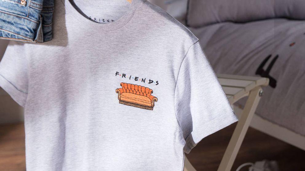 Después de la toalla, Primark tiene una línea de ropa inspirada en 'Friends'