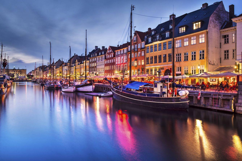 Foto: Copenhague, ¿a quién le tocará? (Foto: Skyscanner)