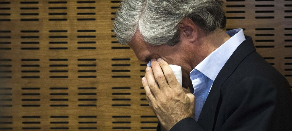 El hijo de Adolfo Suárez anuncia el fallecimiento inminente de su padre