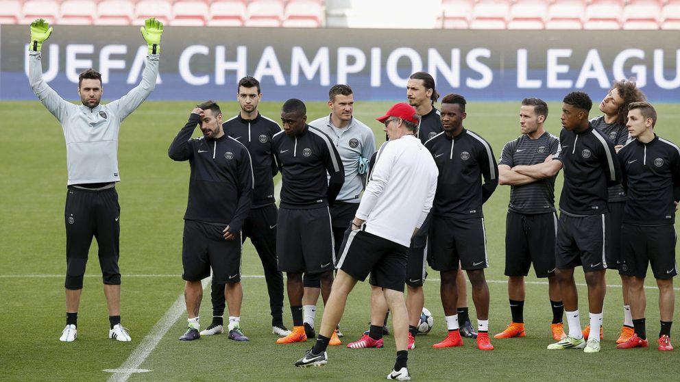 El PSG enarbola la bandera blanca y ve misión imposible ganar en el Camp Nou
