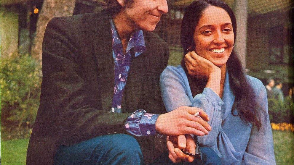 Bob Dylan cumple 75: así fue su historia de amor con Joan Baez