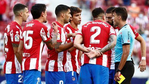Lo que el arbitraje de Gil Manzano esconde del Atlético de Simeone