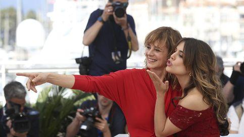 Emma Suárez y Adriana Ugarte escenifican su reconciliación en Cannes
