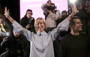 Rosa Díez encabeza la única candidatura para liderar UPyD