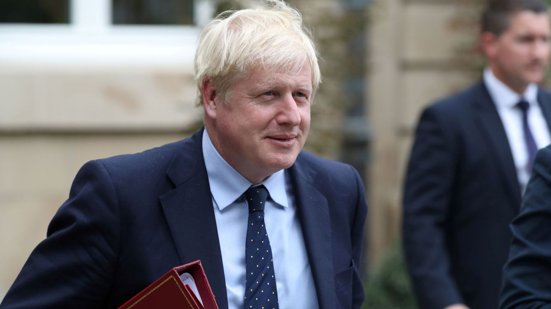 Boris Johnson, señalado por favorecer con dinero y viajes a una exmodelo de EEUU