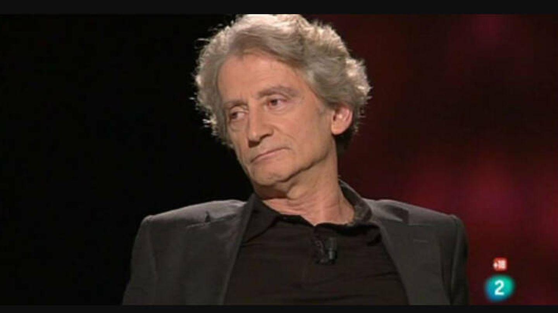 Antonio Gasset, en 'Días de cine'. (TVE)