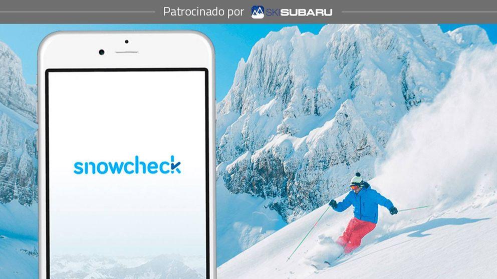 Snowcheck se reinventa añadiendo nuevas funcionalidades
