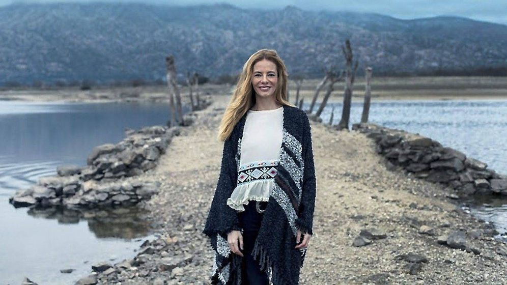Foto: Paula Vázquez presentará la segunda temporada de 'El puente'.
