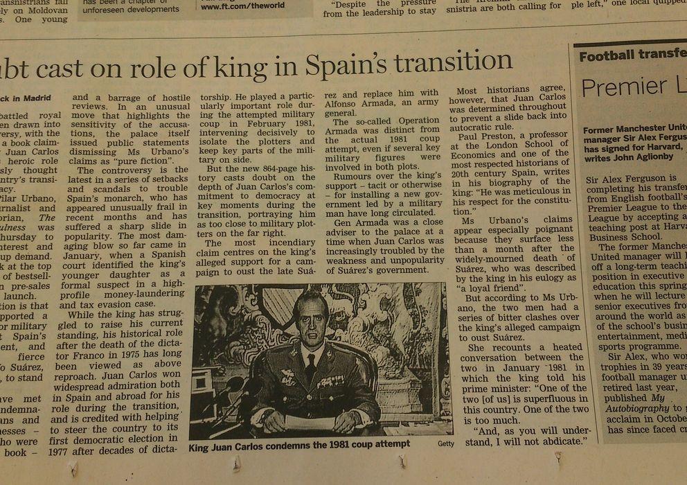 Foto: Imagen del artículo del Financial Times. (E.C.)