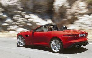 Jaguar F-Type, el roadster moderno