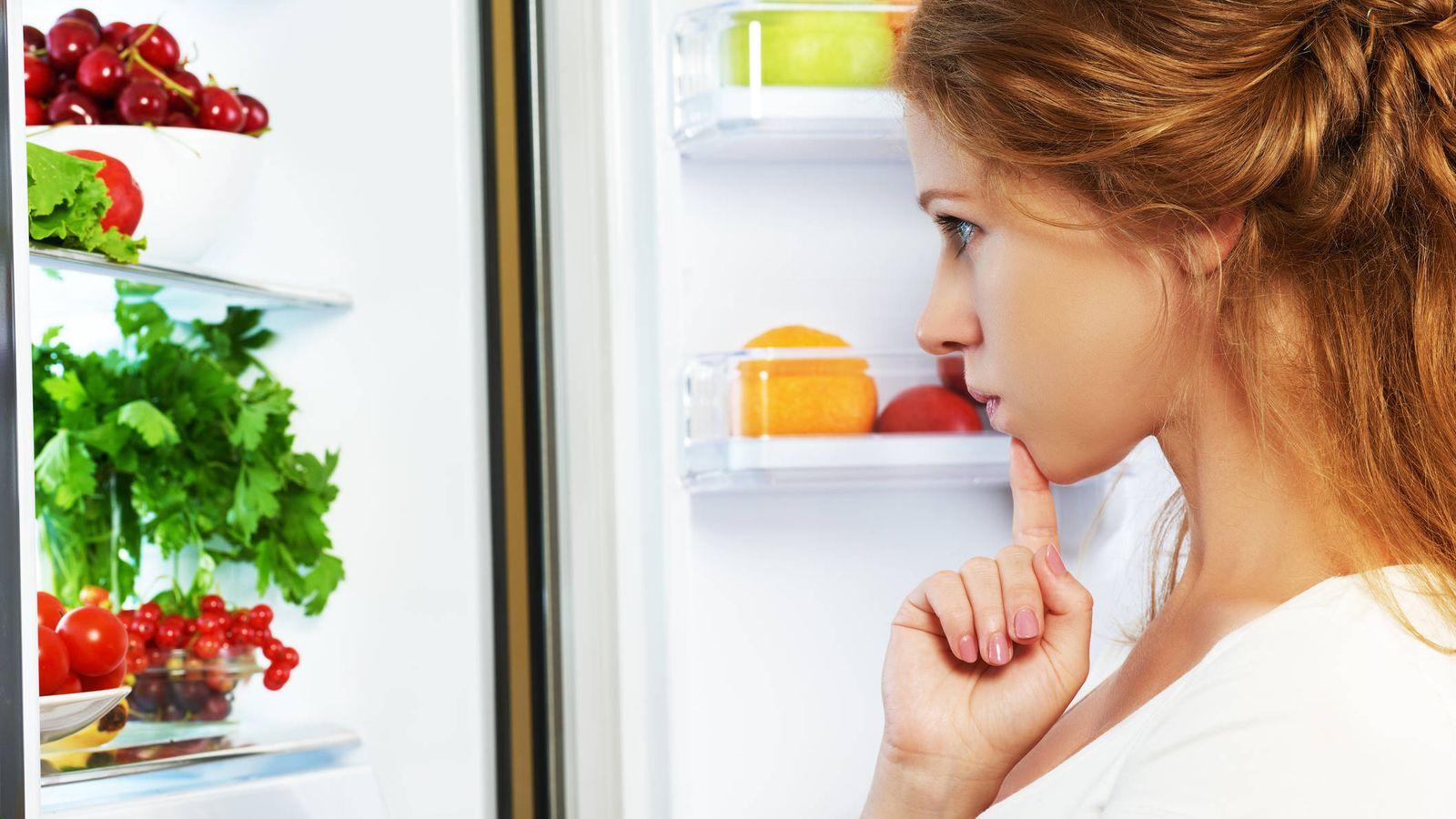 Foto: Frutas, verduras y proteínas deben ser la base de la dieta de la dopamina para adelgazar y ser felices