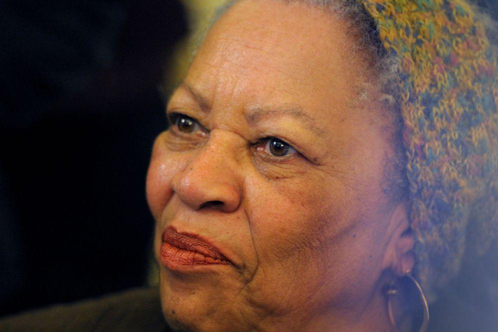 Foto: La escritora Toni Morrison (Reuters)
