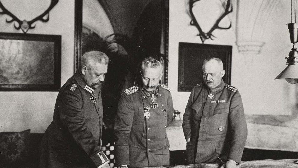 ¿Y si hubieran sido los alemanes los ganadores de la I Guerra Mundial?