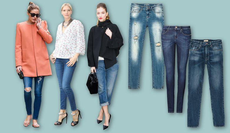 Foto: Di adiós a pitillos y 'boyfriend', estos son los nuevos jeans que adorarás...