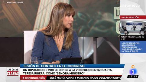 Ana Pardo de Vera estalla en TVE por un comentario machista de Vox