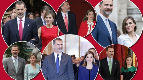 Felipe y Letizia, los Reyes coordinados