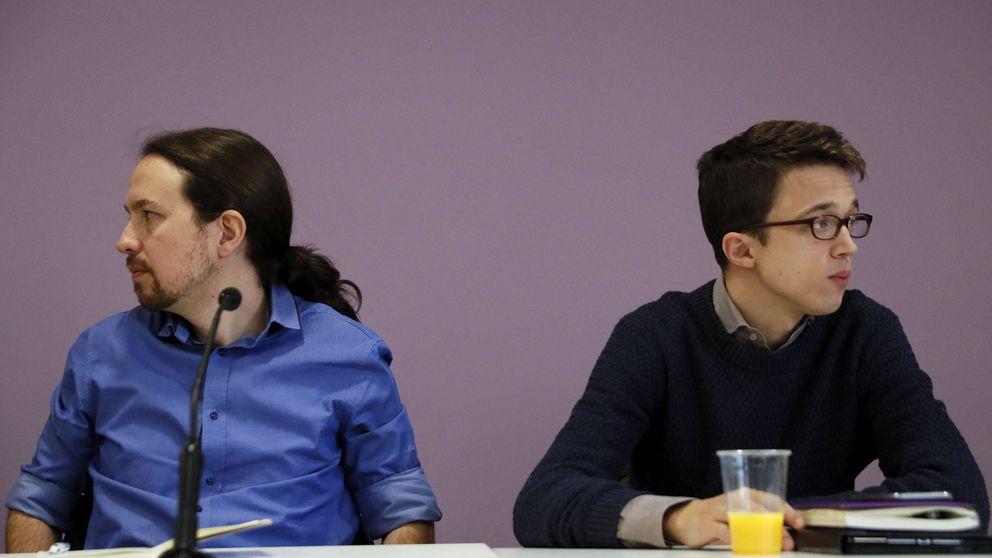 Los peones en la disputa abierta entre Pablo Iglesias e Íñigo Errejón