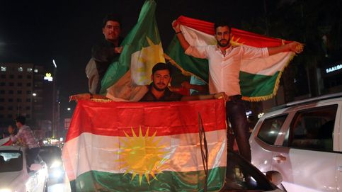 El Kurdistán vota sí a la independencia en el refere´ndum al que se opuso Puigdemont