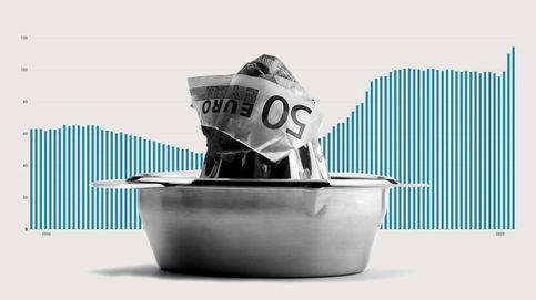 El Tesoro exprime los tipos negativos elevando la deuda de corto plazo un 30%