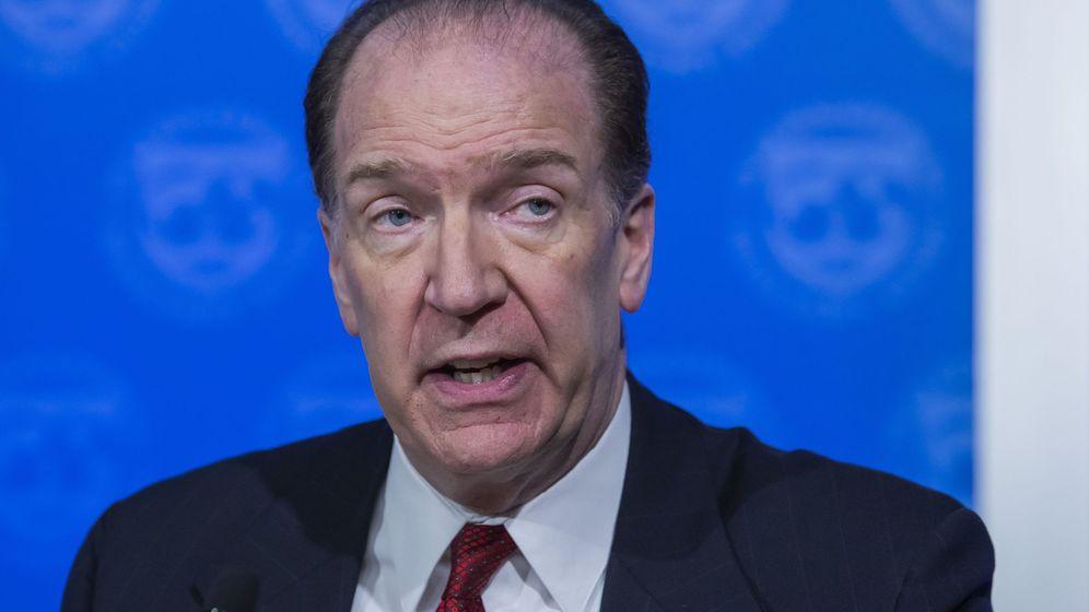 Foto: El presidente del Banco Mundial, David Malpass. (EFE)