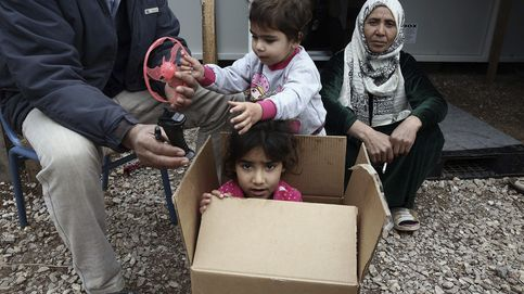 Un campo de refugiados de Grecia, en cuarentena tras 20 casos de coronavirus