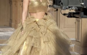 Foto: Primeras imágenes de Shakira en el anuncio de Freixenet