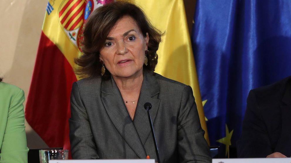 Moncloa ejecutará cuanto antes la salida de Franco y no descarta hacerlo antes del 10N