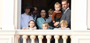 Post de Jacques, Gabriella y sus primos: los 'minimónacos', protagonistas del Día Nacional