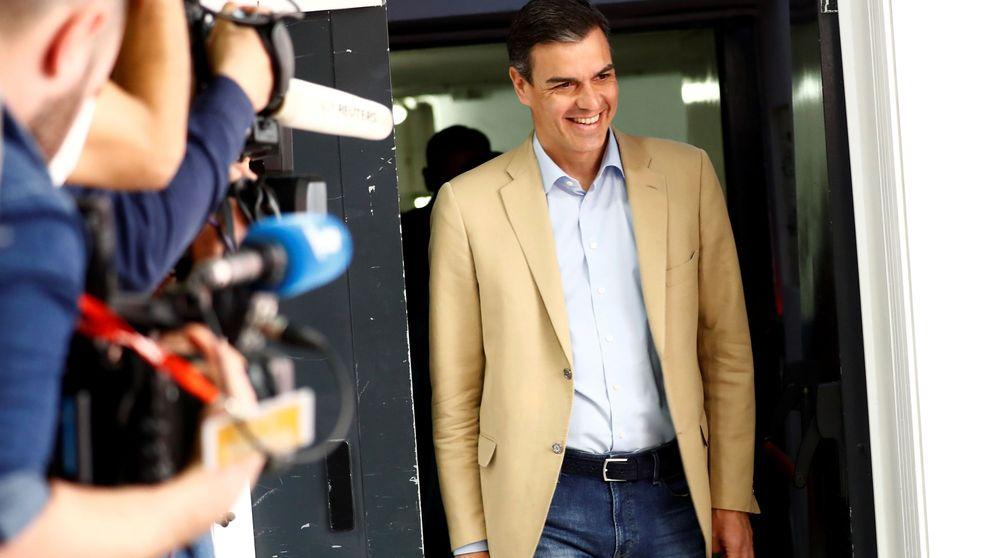 El PSOE mete en el congelador los pactos para reelegir a Sánchez hasta el 26-M