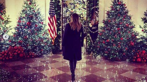 Melania Trump y los mejores memes de su decoración navideña: de 'Carrie' a 'El resplandor'
