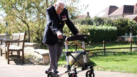 Muere Tom Moore, el veterano de 100 años que recaudó 37 millones en sanidad