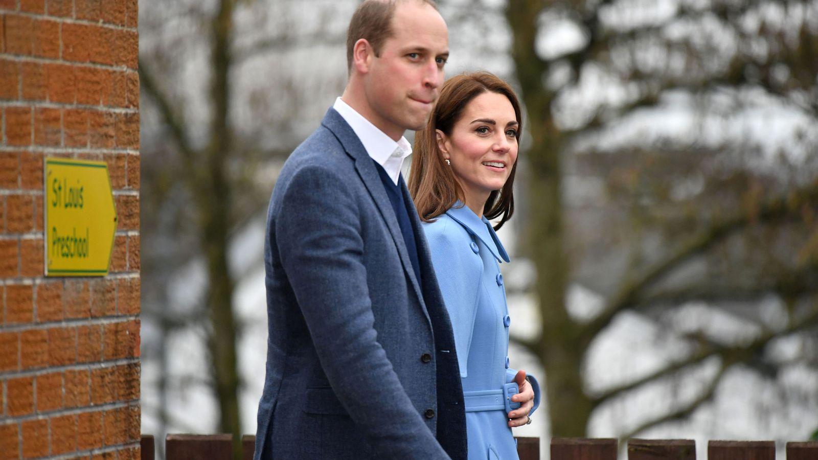 Foto: Los duques de Cambridge, en una imagen de archivo. (Reuters)