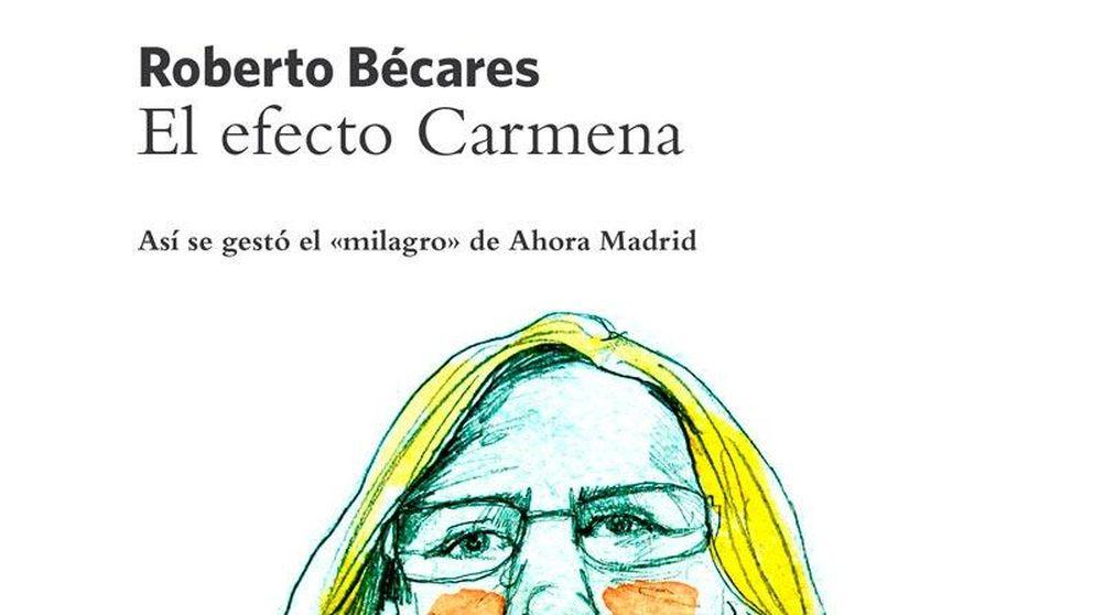 Manuela Carmena, la alcaldesa 'pop', ya tiene quien le escriba