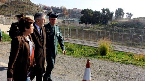 Frontera de Ceuta con Marruecos: cámaras, reconocimiento facial y sin concertinas