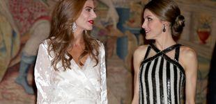 Post de Letizia y Juliana Awada se despiden como empezaron: con un despiste protocolario