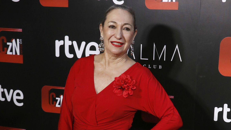 La actriz Luisa Gavasa. (EFE)