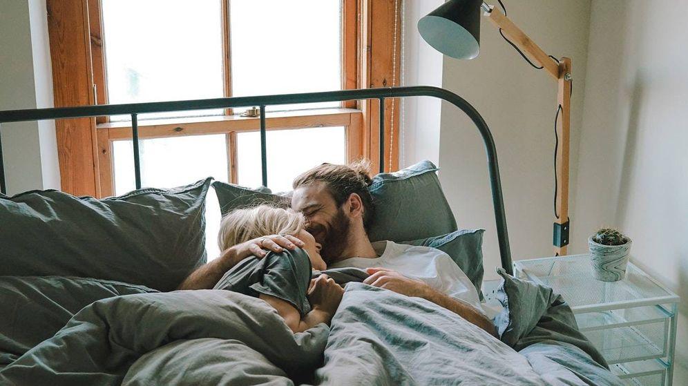 Foto: Una pareja de enamorados. (Unsplash)