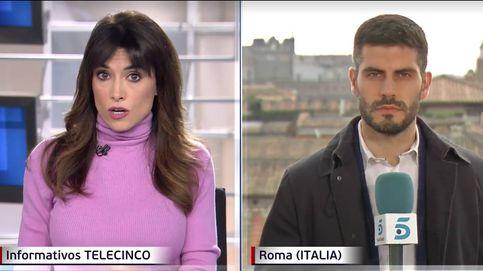 El error viral de un reportero de 'Informativos Telecinco'