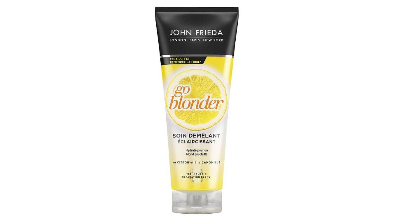 Lemon Miracle Masque Go Blonder, de John Frieda.