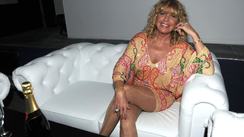 Foto: Bárbara Rey en una imagen de archivo (Gtres)