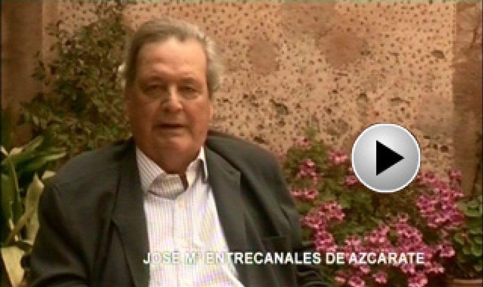 José María Entrecanales, fundador de Acciona, habla de las trabas que pone la sociedad a los afectados por el ictus cerebral