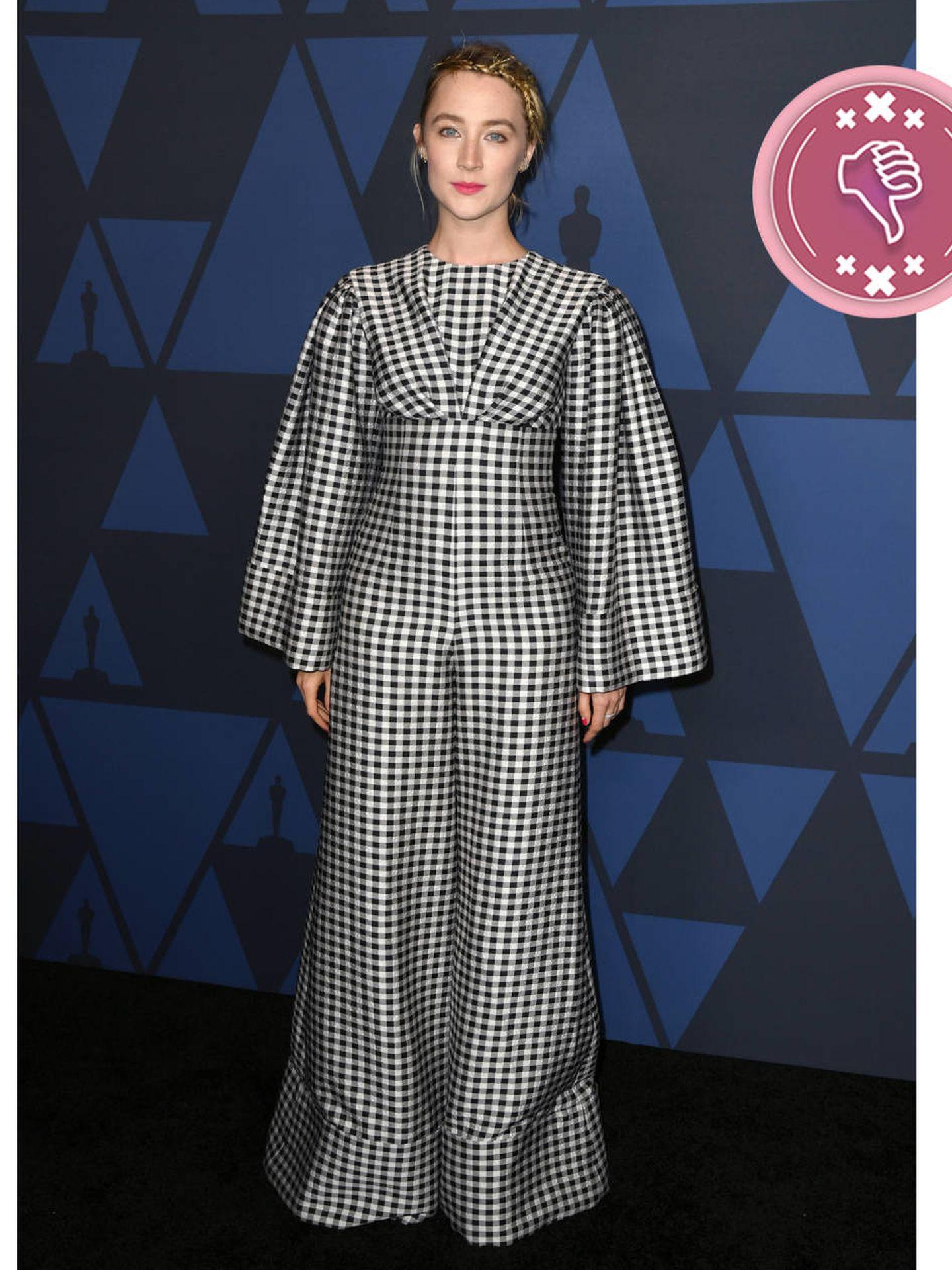 Saoirse Ronan. (Cordon Press)