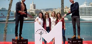 Post de 'Las distancias', de Elena Trapé, mejor película española en el Festival Málaga