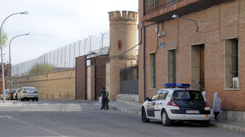 Detenido por lanzar paquetes con hachís y marihuana al interior de la cárcel de Ocaña
