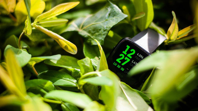 El diseño de la Fitbit deja cierto regusto amargo. (C. Castellón)