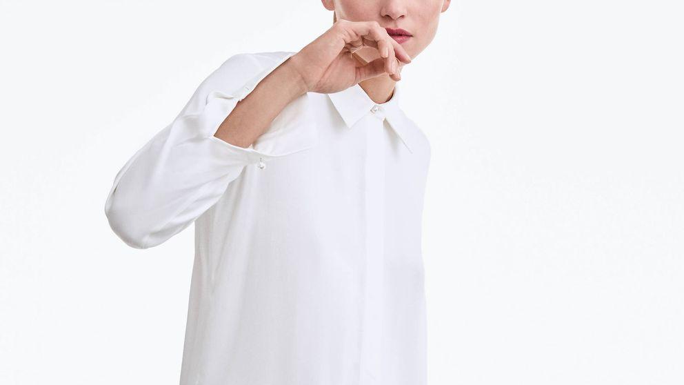 Aún puedes comprar la camisa de Uterqüe más arriesgada y combinable de sus 'special prices'