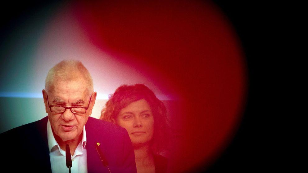 Maragall pide a Colau retirar su candidatura para no hipotecarse al PSC y Valls